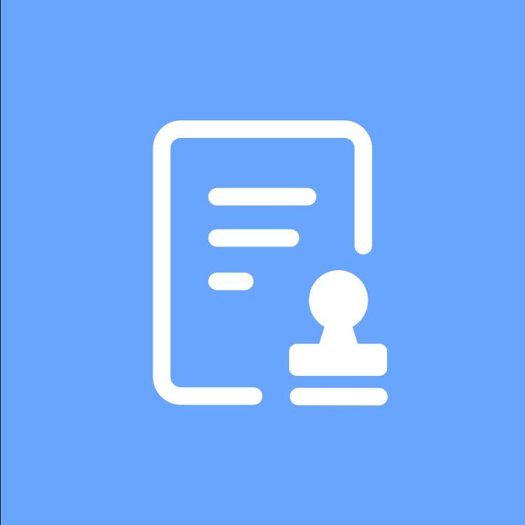 泛微电子订单合同 - 全程电子化管理